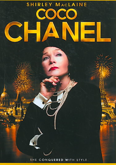 COCO CHANEL BY BOBULOVA,BARBORA (DVD)